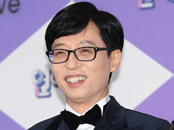 Yoo Jae Suk Terpilih Sebagai Comedian of the Year 9 Tahun Berturut-turut
