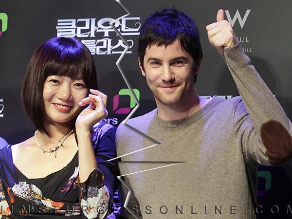 Aktris Korea Bae Doo Na Dikabarkan Putus dengan Aktor Hollywood Jim Sturgess!