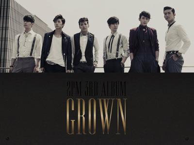 2PM - Grown