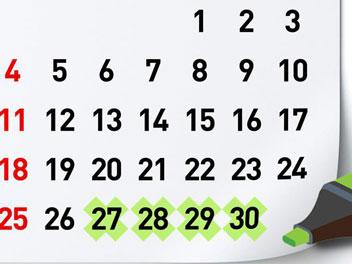 Pemerintah Sudah Keluarkan Jadwal Libur Nasional dan Cuti Bersama 2019, Catat Tanggalnya
