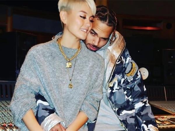 Agnez Mo Ajak Keponakan Habiskan 'Waktu Keluarga' Bersama Chris Brown