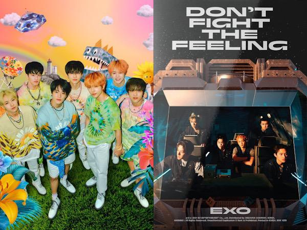 Penjualan Album Artis SM di 6 Bulan Pertama 2021 Setara Total Tahun 2020