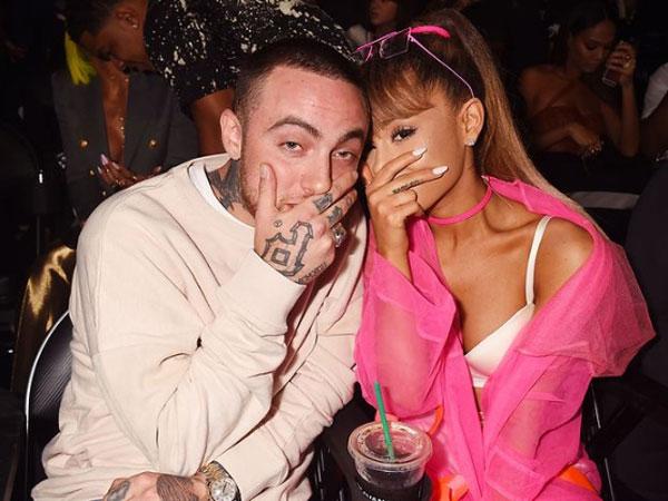 Resmi Pacaran, Ariana Grande dan Mac Miller Pamer Kemesraan Lagi