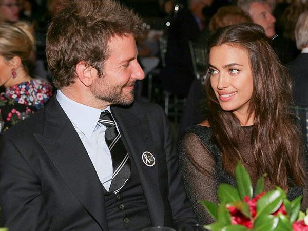 Selamat, Bradley Cooper dan Irina Shayk Dikaruniai Anak Pertama!