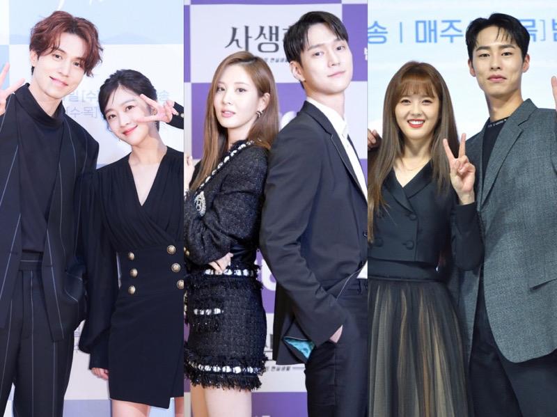 Potret Menawan 3 Pasangan Drama Korea Baru, Mana Favoritmu?