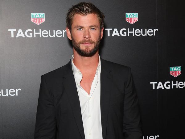 Dikabarkan Akan Bercerai dengan Sang Istri, Ini Tanggapan Kocak Chris Hemsworth