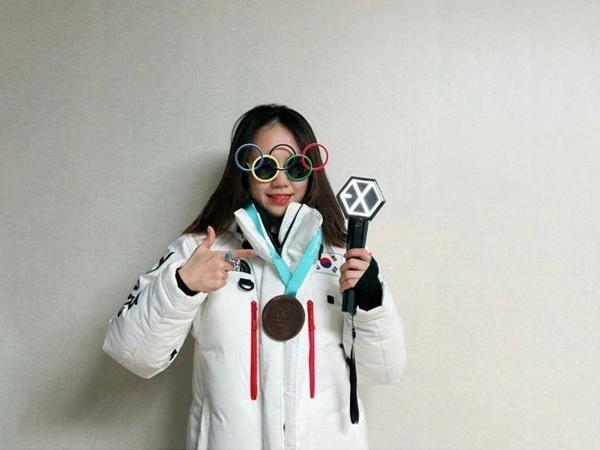 Atlet Korea yang Mengaku Sebagai EXO-L Ini Justru Tengah Menuai Kritikan Sesama Penggemar EXO