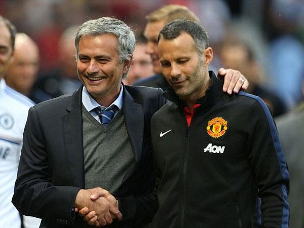 Jose Mourinho Ungkap Alasan Ryan Giggs Hengkang dari Manchester United