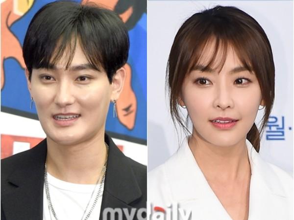 Sempat Dibantah, Kangta dan Jung Yu Mi Dikonfirmasi Pacaran