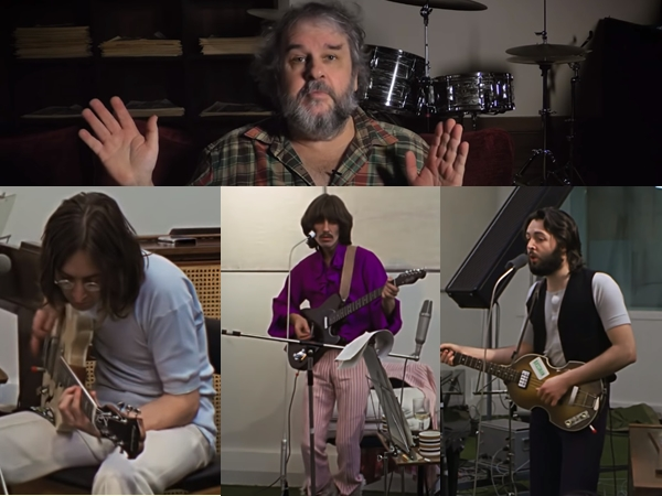 Bocoran Film Dokumenter 'The Beatles: Get Back' Arahan Peter Jackson