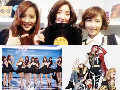 Billboard Amerika Sebut Para Girl Group K-Pop Terbaik Versinya!