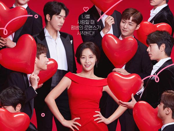 Sulitnya Hwang Jung Eum Pilih Yoon Hyun Min atau Seo Ji Hoon di Poster Drama Baru