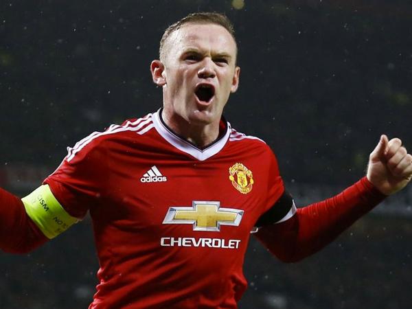 Didapuk Jadi Pemain Penyerang, Jose Mourinho Ingin Rooney Ciptakan Gol Lebih Banyak