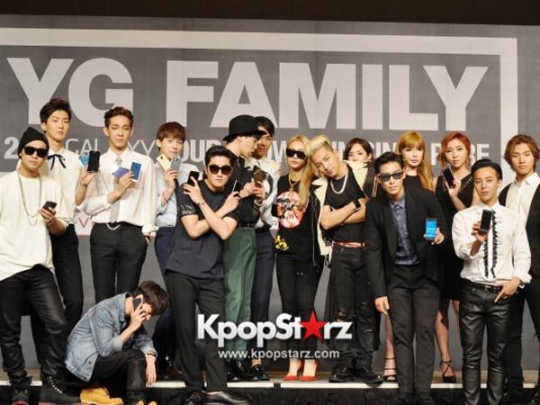 Setelah SM, Kini Giliran Rencana YG Entertainment di Tahun 2015 yang Beredar Online?