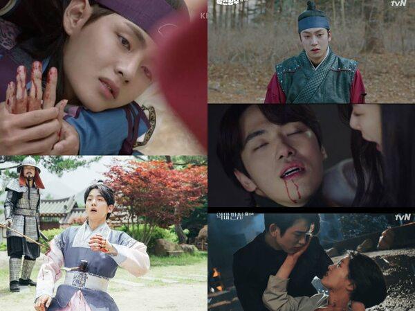 5 Adegan Kematian di Drama Korea yang Paling Disayangkan