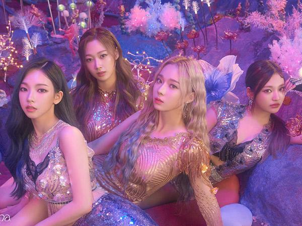 Kata SM Entertainment Soal Isu Plagiarisme MV aespa 'Black Mamba'