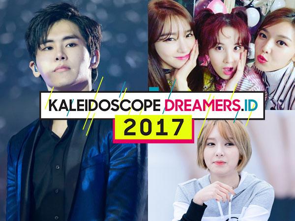 Inilah Sederet Idola K-Pop yang Memutuskan Hengkang dari Grupnya di Tahun 2017!