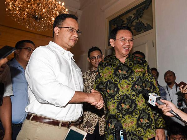 Rutinitas Khas Ahok Ini yang Ingin Dilanjutkan oleh Gubernur Terpilih Anies Baswedan