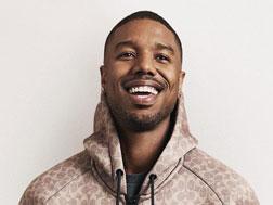 Aktor 'Black Panther' Michael B Jordan Digaet Coach Jadi Brand Ambassador Pria Pertama
