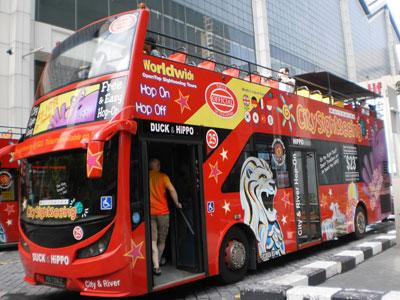 Wow Bis Tingkat City Tour Jakarta Gratis Selama Setahun