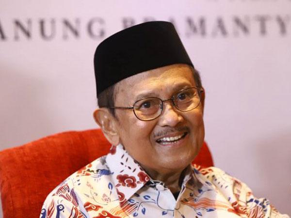 Simak Pesan Khusus BJ Habibie Jelang Pengumuman Hasil Pemilu Serentak 2019