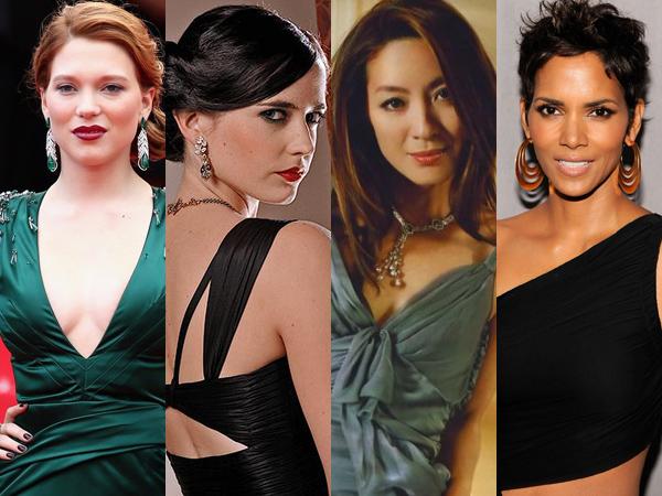 Kenalan Dengan Para 'Tulang Rusuk' James Bond, Wanita Seksi Bond Girl