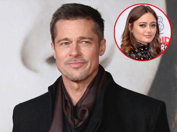 Sudah Bercerai, Brad Pitt Naksir Angelina Jolie 'Versi Remaja'