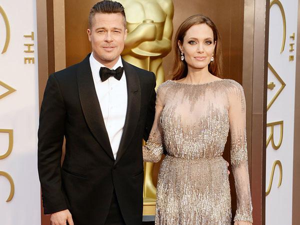 Brad Pitt dan Angelina Jolie Akan Adopsi Anak dari Syria?