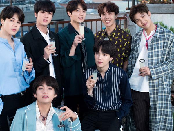 BTS 'Love Yourself: Tear' Jadi Satu-satunya Album K-Pop Terlaris di AS