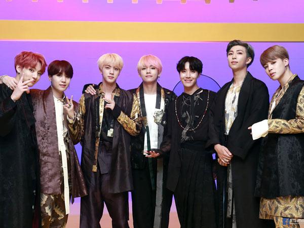 BTS Jadi Artis Korea Pertama yang Tempati Chart Utama Billboard dengan 3 Album