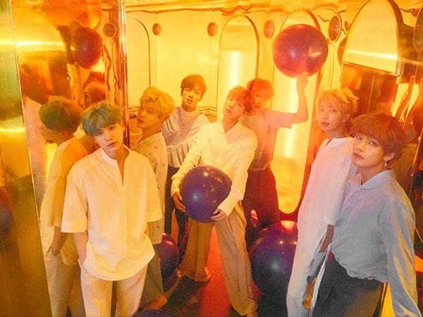 Kalah Saing dengan IU di Chart Lokal, BTS Pecahkan Rekor di Berbagai Platform Global