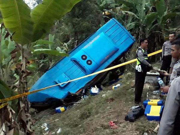 Ini Dia Sopir 'Ngesot' dari Bus Maut Sukabumi yang Ngumpet ke Jurang untuk Hilangkan Jejak