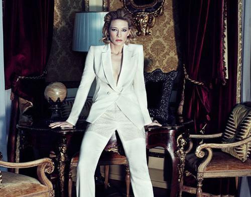 Cate Blanchett Ingin Peran Musuh James Bond