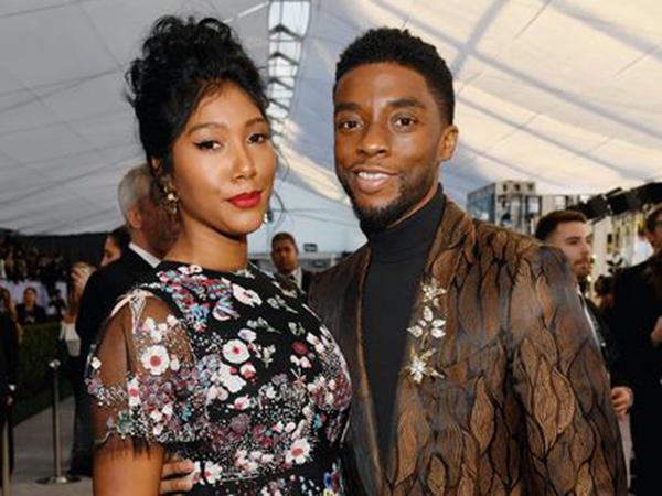 Istri Chadwick Boseman Ajukan Hak Warisan
