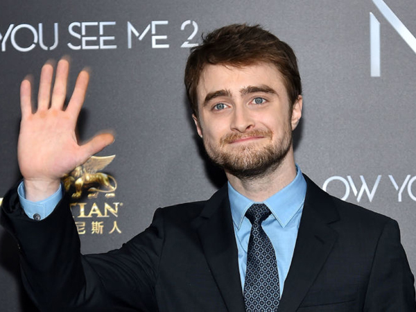 Ini Alasan Manis Daniel Radcliffe Karena Tolak Tonton 'Harry Potter And The Cursed Child'