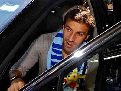 Del Piero Mulai Jajal Dunia Balapan