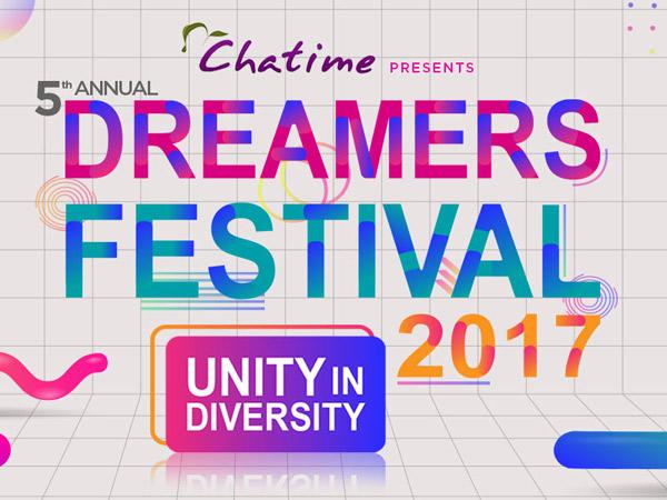 Yuk Dukung Fanbase dan Komunitas Favorit Kamu di Dreamers Festival 2017!
