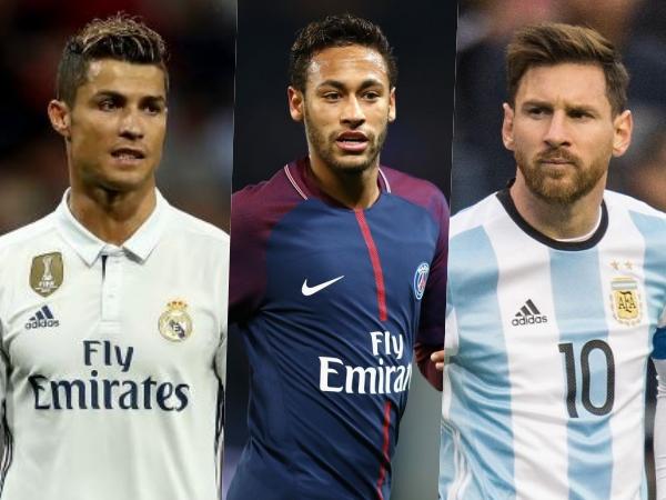 Neymar Unggul dari Lionel Messi dan Ronaldo dalam Daftar 10 Pemain Bola Termahal Dunia!