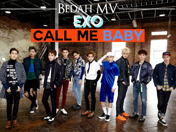Bedah Fashion MV: EXO – 'Call Me Baby'