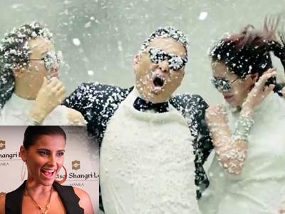 Wah, Nelly Furtado Nyanyi Gangnam Style!