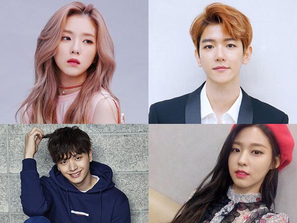 Intip Hobi Unik Para Idola K-Pop Ini yang Jauh dari Pekerjaannya (Part 1)