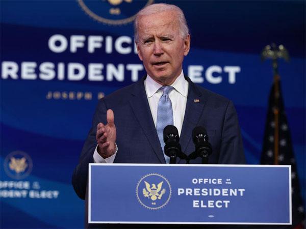 Kongres AS Resmi Sahkah Kemenangan Joe Biden dalam Pilpres 2020