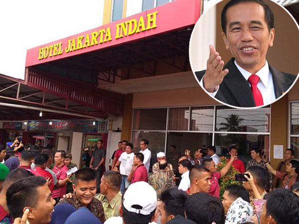 Terungkap Cerita Jokowi Rela Menginap di Hotel Bintang Dua, Semalamnya Rp 450 Ribu!