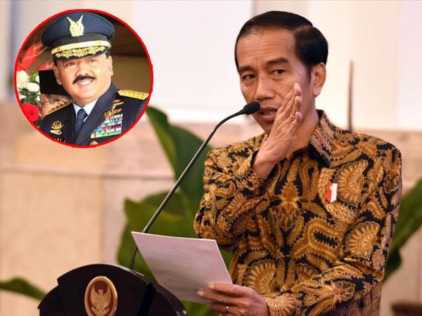 Alasan Presiden Jokowi Pilih Hadi Tjahjanto Jadi Calon Tunggal Panglima TNI