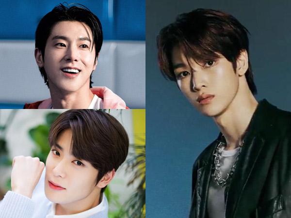 Ditambah Sungchan NCT, Inilah Visual Top 'Jung Family' dari SM Entertainment