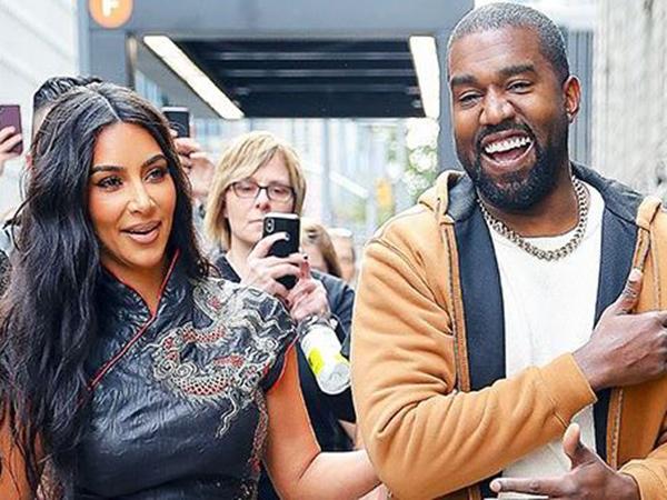 Kim Kardashian Ultah ke-40, Kanye West Kenang Momen Lamaran