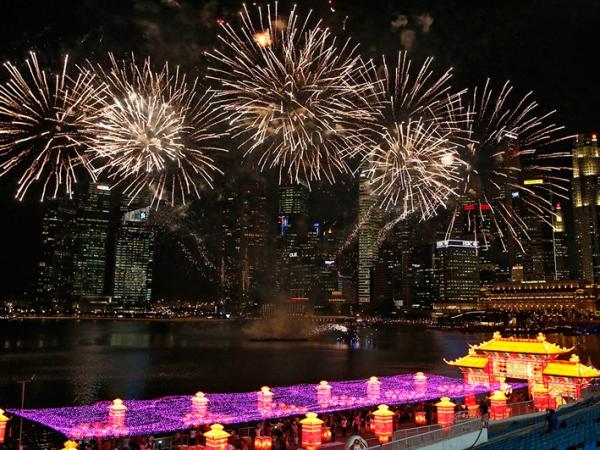 Jelang Tahun Baru Imlek, Pemerintah Cina Larang Penggunaan Kembang Api