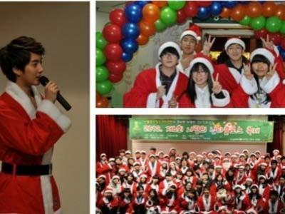Kim Hyun Jun Donasikan 3 Ton Beras