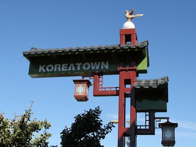 Koreatown, 'Kota Korea' di Los Angeles