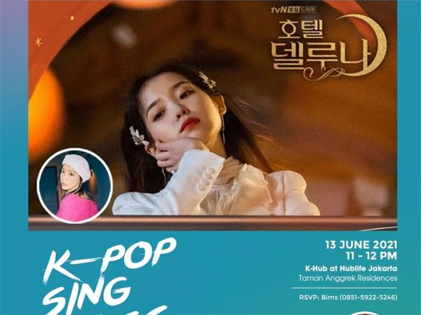 Gratis! Yuk Ikut K-Pop Sing Class Bareng Jebolan The Voice Indonesia